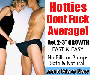 Hotties Dont Fuck Average